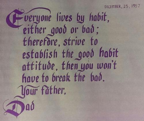 祖父のメッセージ02