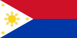 フィリピンの旗02