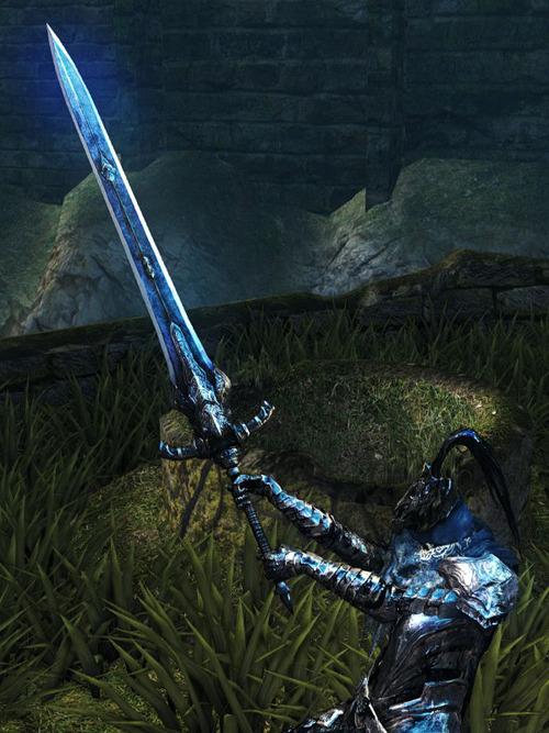 背中に剣を持つ猫04