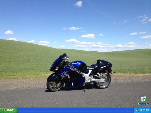 Windows XPの景色12