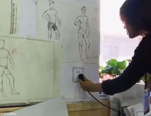 楽しいお絵描き教室01