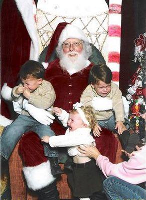 サンタクロースが怖い03