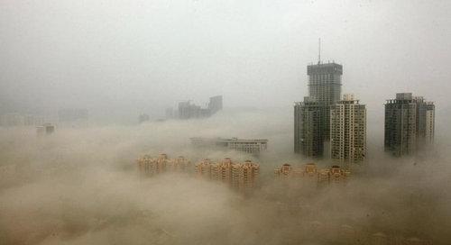 中国のもはや手に負えない公害14