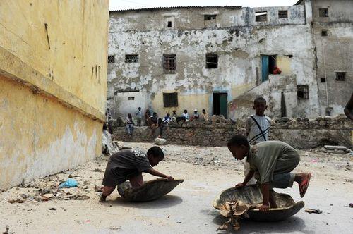 ソマリアの魚釣り12