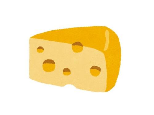 回転ずしのチーズ版00