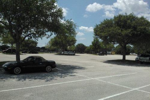 フロリダ州の駐車場01