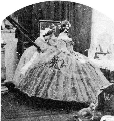1860年のドレス05