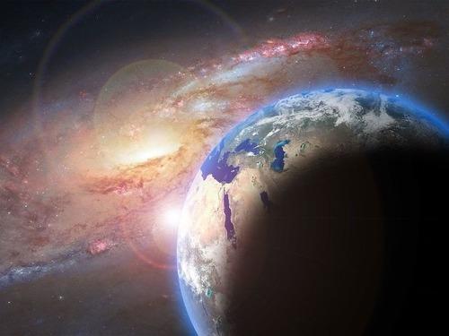 地球に生命が誕生したのは44億年前の惑星衝突