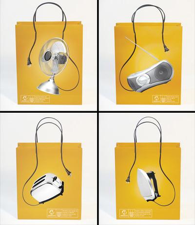 買い物袋09