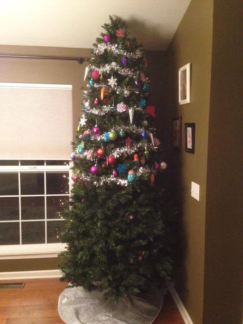 ペットからクリスマスツリーを守る戦い11