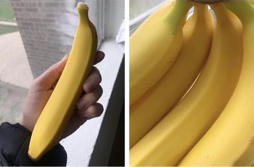 バナナが完璧すぎると偽物くさくなる01