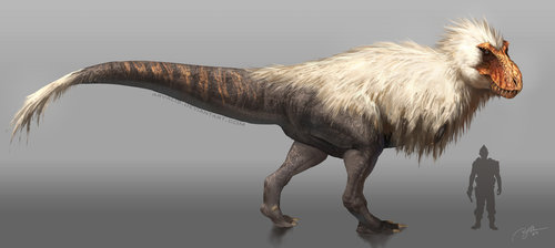 道路で恐竜に遭遇03