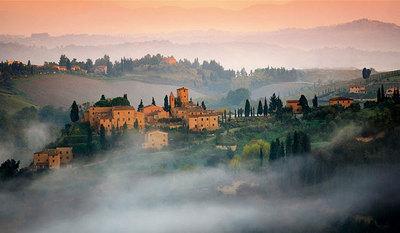 イタリア・トスカーナ地方の絶景11