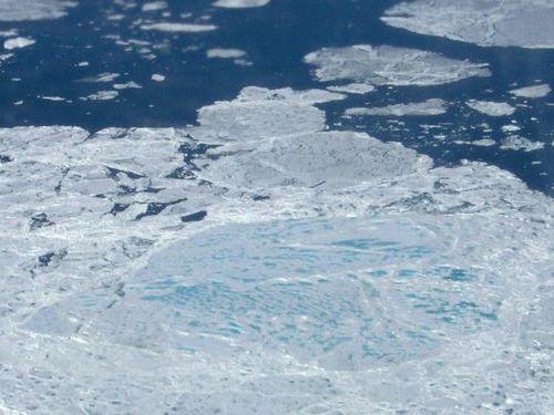 南極大陸の氷