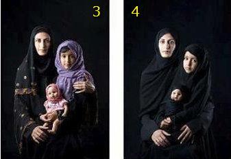 イスラム社会の超過激派の女性の地位の進化02