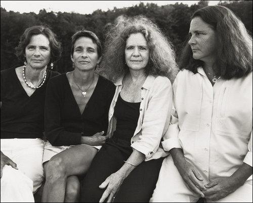 4人姉妹の毎年の写真32