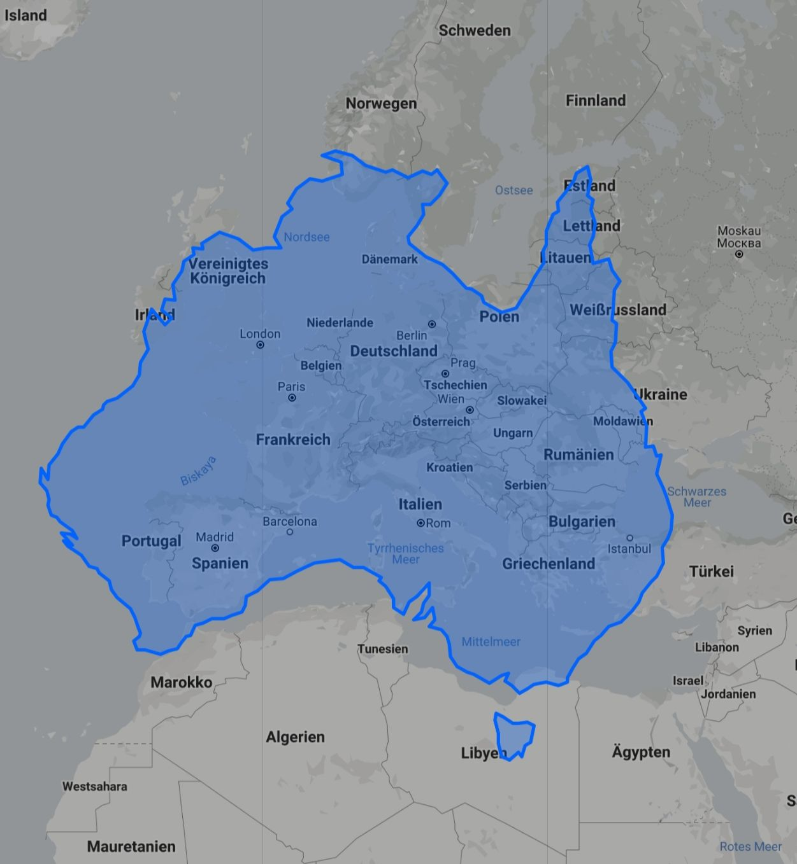 火災 地図 オーストラリア