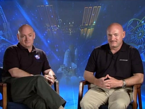 NASAの双子研究00