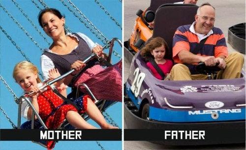 ママとパパの子育ての決定的な違い06