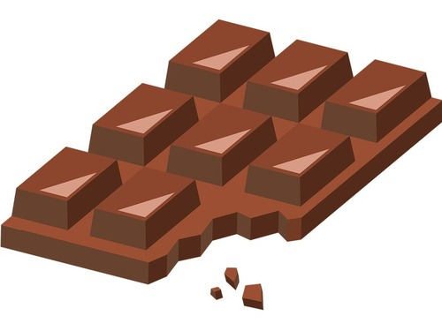 121年前のチョコレート