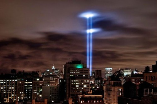追悼の光(Tribute in Light)01