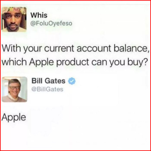 ビル・ゲイツにアップル製品の質問01