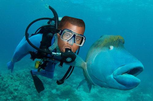 魚とプライスレスな写真10