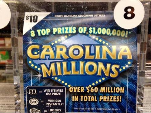 当てつけで買った宝くじが大当たり00