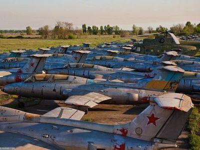 ウクライナの廃棄兵器00