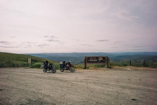 アラスカへの旅33