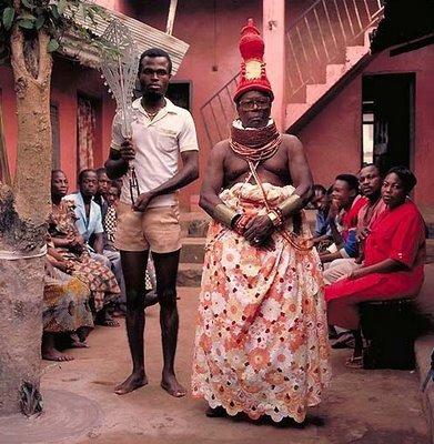 アフリカの部族の王や族長たち11
