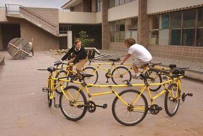 まわる自転車01