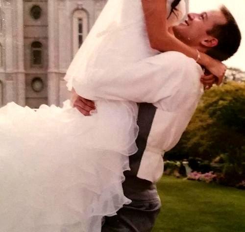 花嫁の足04