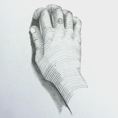 手のアート04