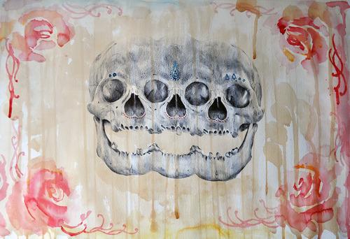 トリスメギストスの頭骨02