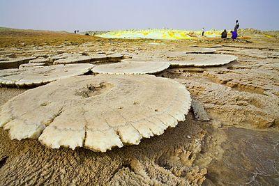エチオピアのダロル火山08