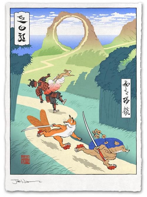 浮世絵ヒーロー14