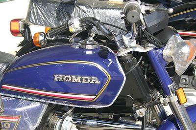 偽ブランド-ホンダのバイクHOMDA