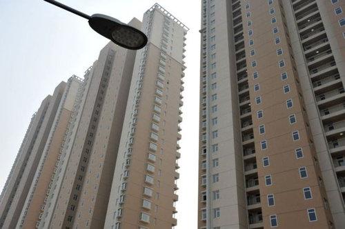 中国の高層ビル01