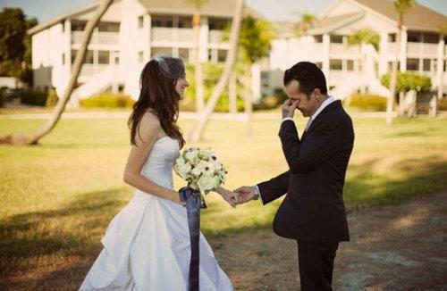初めて見る花嫁11
