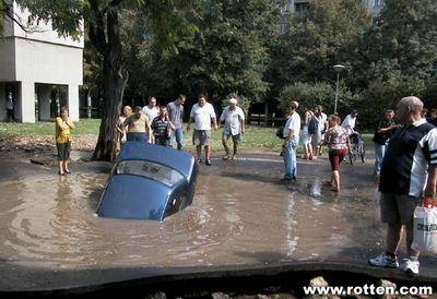 女性ドライバーの事故・失敗・下手15