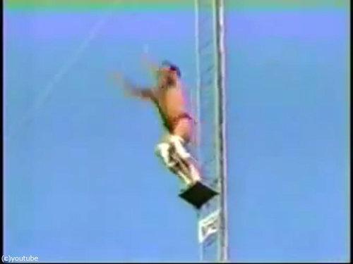 「飛込競技」のギネス記録08
