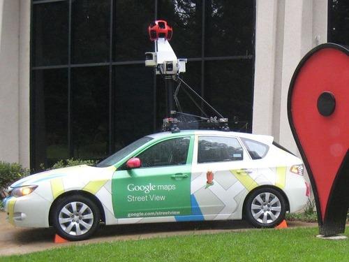 Googleカーを見てのリアクション00
