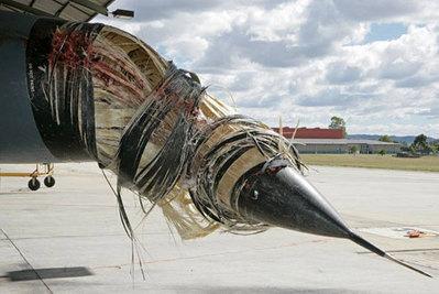 ペリカンと激突したF-111戦闘機04