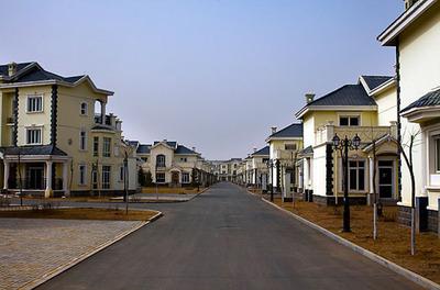 中国のゴーストタウン01