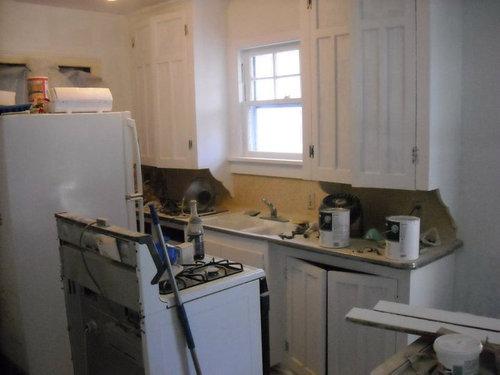 キッチンを44時間で改装07