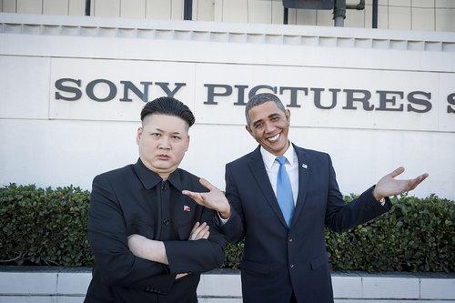 オバマと金正恩のそっくりさん07