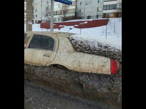 ロシアの雪解け00