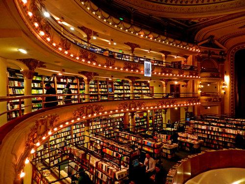 世界一美しいブエノスアイレスの本屋04