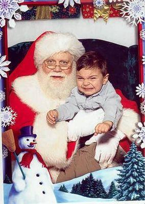 サンタクロースが怖い12